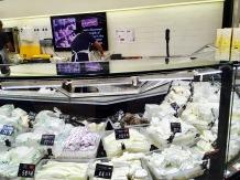 Käseangebot Supermarkt Mall of Emirates