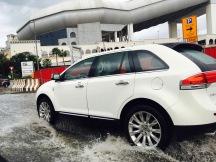 Regen in Dubai