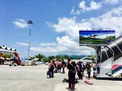 Ankunft Langkawi Flughafen