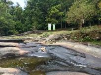 Seven Wells Waterfall Malaysia