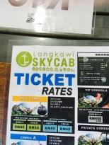 Langkawi Tipps Skycab