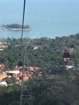 Cable Car Langkawi Ausflug Ales Consulting International