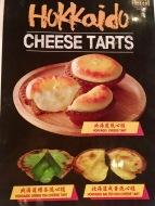 Tipp Hokkaido Cheese Tarts in Georgetown