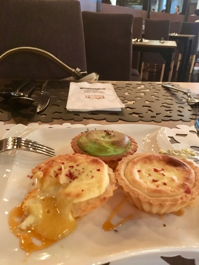 Cheese Tarts Odeon Cafe Penang Georgetown