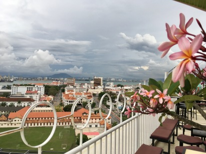 Aussicht Rooftop Bar Penang Georgetown Ales Consulting International