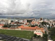 Aussicht auf Georgetown Penang