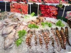 Fresh Seafood Georgetown Penang
