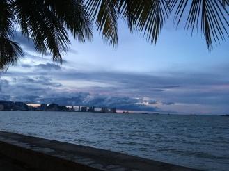 Sonnenuntergang Georgetown Penang Malaysia Ales Consulting International