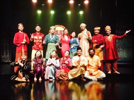MUD Musical - die Geschichte von Kuala Lumpur Nannette Neubauer