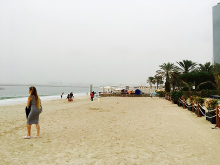Jumeirah Beach Dubai The Walk