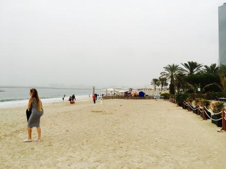 Jumeirah Beach Dubai The Walk