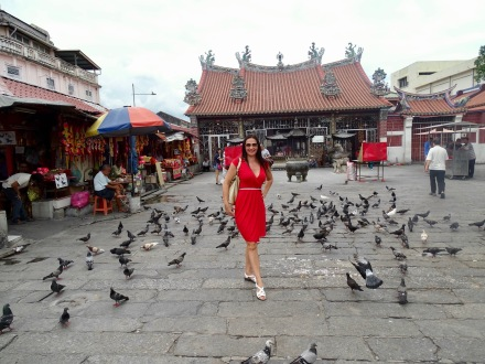 Tempel Discovering Tour Penang Georgetown Nannette Neubauer Ales Consulting International