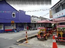 Stadtour Georgetown Penang mit dem Fahrrad