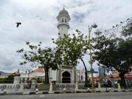 Sehenswürdigkeiten Tour Regierungspalast Georgetown Penang Malaysia