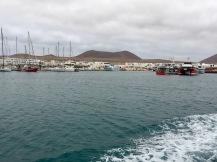 Bootsfahrt Lanzarote nach La Graciosa