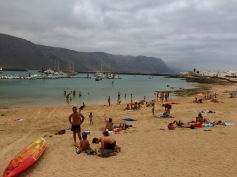 Besuch Beach La Graciosa Kanaren Ales Consulting International