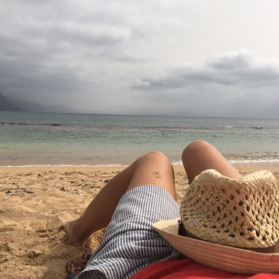 Relax La Graciosa Beach Ales Consulting International