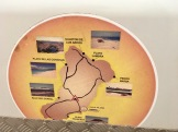 Beach Map Insel La Graciosa