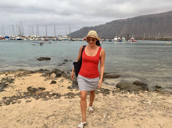 Insel Hopping La Graciosa Lanzarote Nannette Neubauer