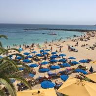 Playa Dorada Bester Strand Lanzarote