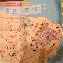 George Town Penang Map