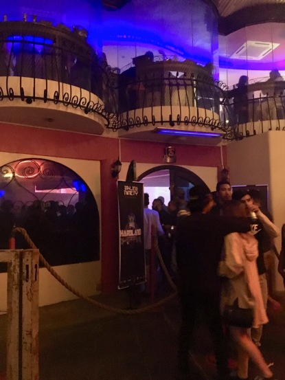 Clubbing Georgetown Penang Malaysia Elektromusik