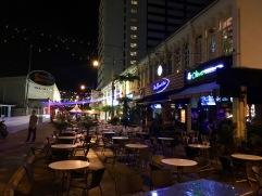 Night life George Town Penang Malaysia