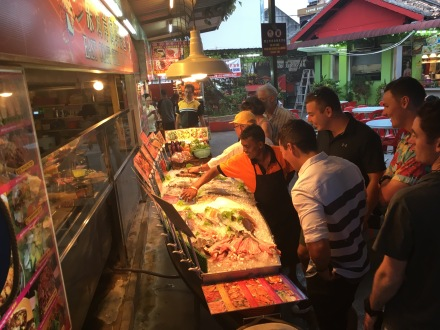 Gut Essen Empfehlung Zentrum Georgetown Penang