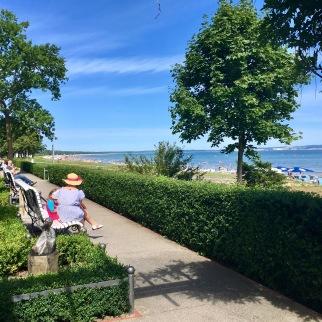 Promenade Binz Insel Rügen