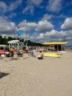 Wassersport Ostsee Insel Rügen Strand Binz