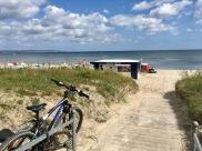 Ostseestrand Binz Rügen Praktikum
