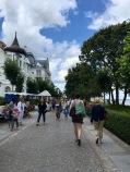 Strandpromenade Binz Insel Rügen
