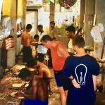 Sri Lanka Schnitzerei Fabrik Besuch Ales Consulting International
