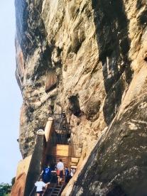 Citadel of Sigiriya - Lion Rock Exkursion Ales Consulting International