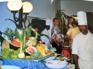 Sri Lanka Küche Hotelpraktikum Ales Consulting International