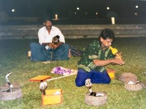 Sri Lanka Schlangenbeschwörer