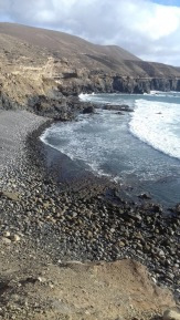 Fuerteventura einsamer Strand Praktikum Ales Consulting International