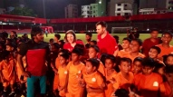 Malediven zukünftige Fußball Talente