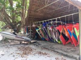 Malediven Wassersport Praktikum