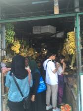 Male Gemüsemarkt