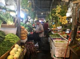 Male City Obst und Gemüse Markt