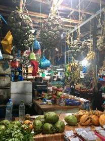Malediven exotische Früchte