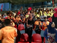 FIFA World Cup Trophy Tour Malediven