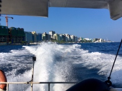 Male City - Hauptstadt der Malediven