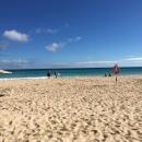 Fuerteventura Beach im Winter