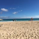 Fuerteventura Beach im Winter