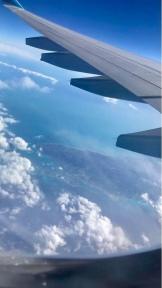 Mexiko Flug zum Praktikum