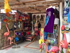 Flamingos Souvenirs kaufen - Mexiko Erfahrungen