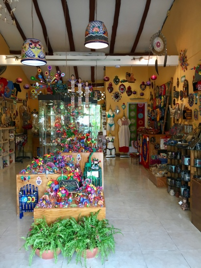 Souvenir Shopping Riviera Maya - Erfahrungen Ales Consulting International