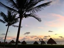 Sonnenaufgang Riviera Maya Mexiko - Praktikum Ales Consulting International